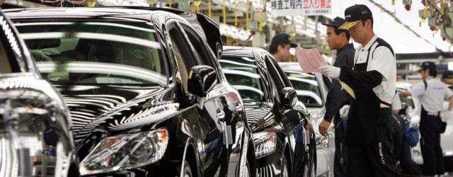 Konjunktur Japan