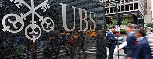 UBS Sitz New York