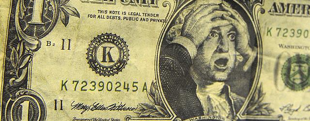 Dollar-Schock