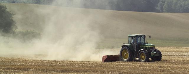 Landwirtschaft Trockenheit