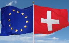 Schweiz - EU