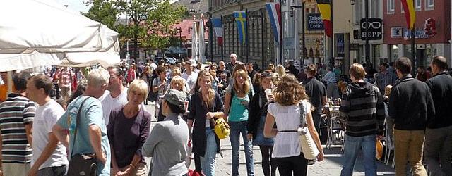 Einkaufen Konstanz
