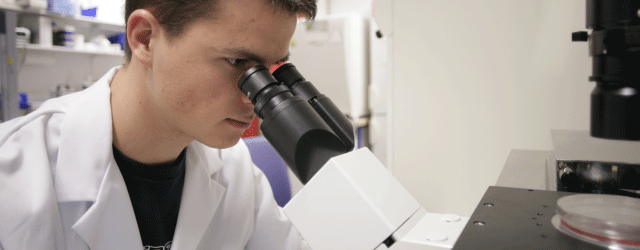 Labor-Arbeiten bei Cytos