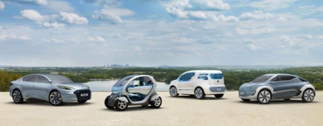 Renault Elektro-Autos