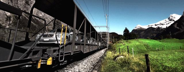 BLS Autozug Kandersteg–Goppenstein