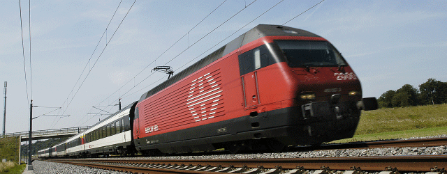 SBB Intercity-Pendelzug