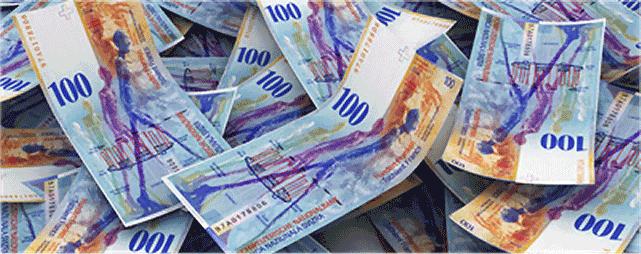 Franken Währung Devisen (Foto: dacasdo - Fotolia.com)