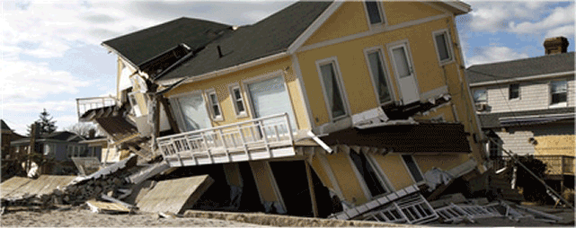 Unwetterkatastrophe