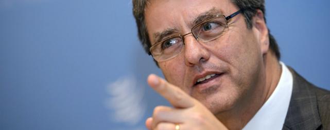 Roberto Azevêdo.