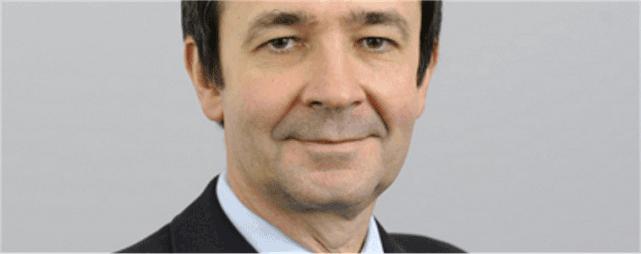 Bernard Fontana, CEO Holcim. (Foto: Holcim)