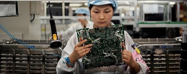 China Industrie