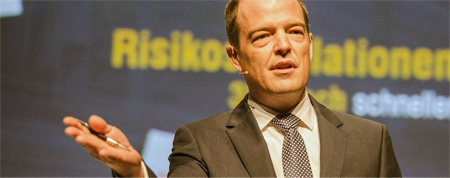 Patric Märki, Managing Director von SAS Switzerland. (Foto: SAS)
