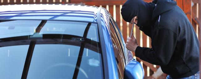 Auto-Diebstahl