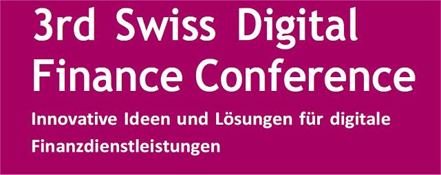 Swiss Digital Finance Conference