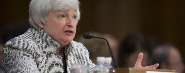 Janet Yellen - US-Notenbank Fed