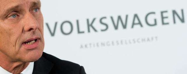 Matthias Müller - Volkswagen