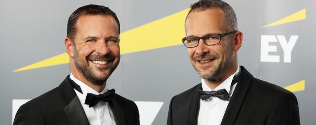Roger und Marcel Baumer