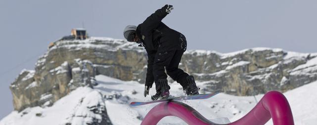Schilthornbahn: Skyline Snowpark