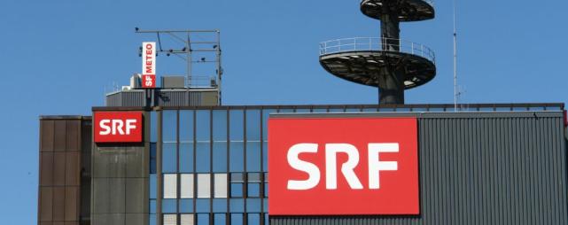 SRF Studio Zürich Leutschen SRGbach