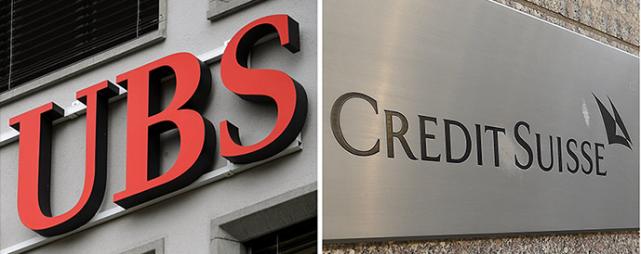 UBS Credit Suisse