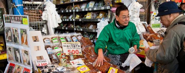 Japan Verbraucherpreise