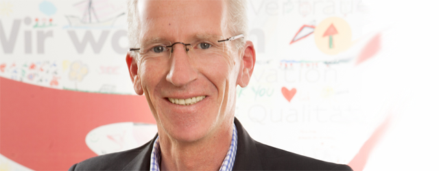 Ulf Naumann, General Manager des Arcona Living Schaffhausen