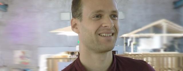 Matthias Vanoni, Co-founder & CEO Biowatch (Photo: Moneycab)