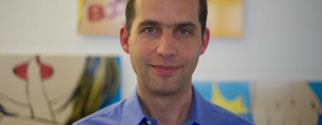 Wassilios Lytras, Co-Founder Gatechain (Photo: Gatechain)