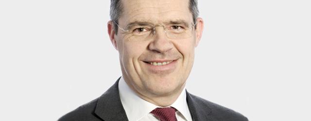 Marcel Hurschler, Leiter des Departements Finanzen & Informatik und CFO der Luzerner Kantonalbank (LUKB) (Bild: LUKB)