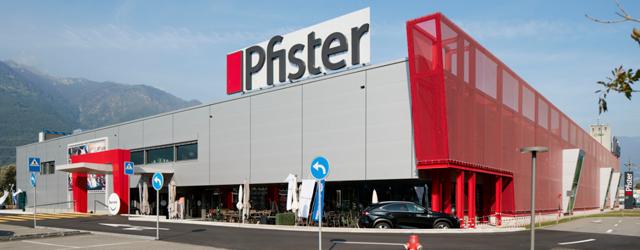Möbel Pfister Filiale Contone (Bild: Pfister)