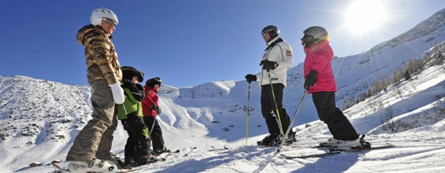 Familienfreundliche Skiferien im Jufa-Hotel in Malbun (Bild: Jufa)