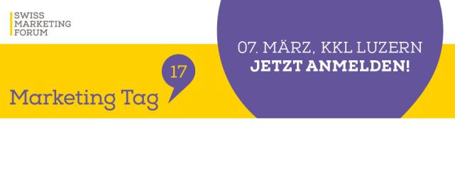Swiss Marketing Forum 2017