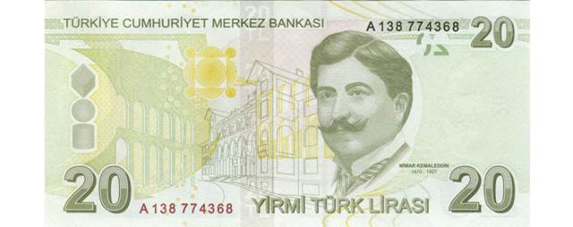 Lira Türkei