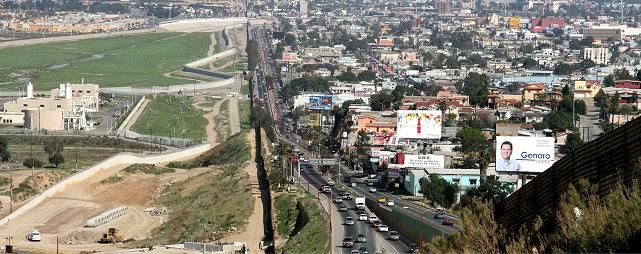 USA Mexiko