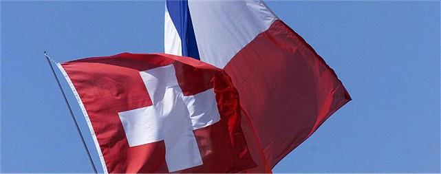 Schweiz Frankreich