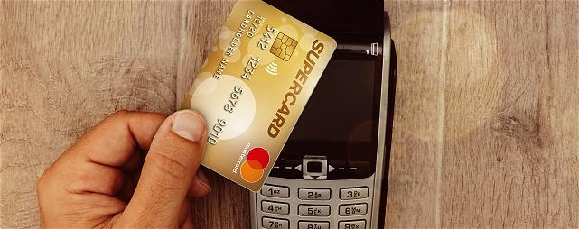 Supercard Kreditkarte