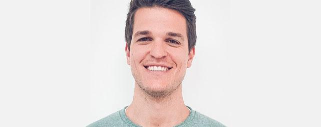Sebastian Drescher, Co-Founder und GeschäftsführerAirgreets
